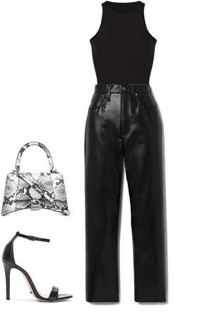 leather night