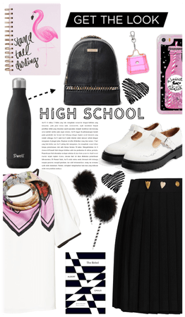 Get The Look: Girly Girl School Style