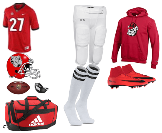 red bulldogs football