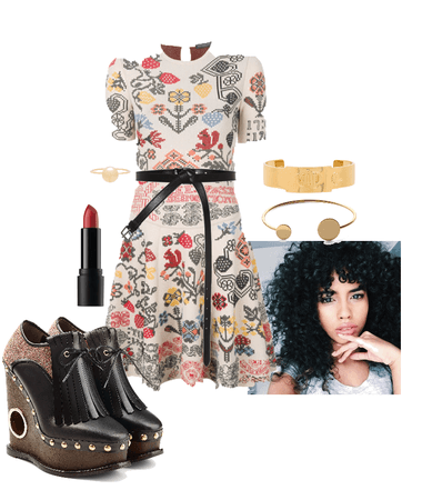 Florals and Loafers