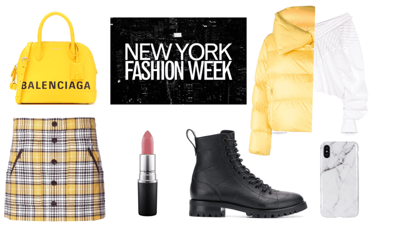 New York Fashion Week Outfit