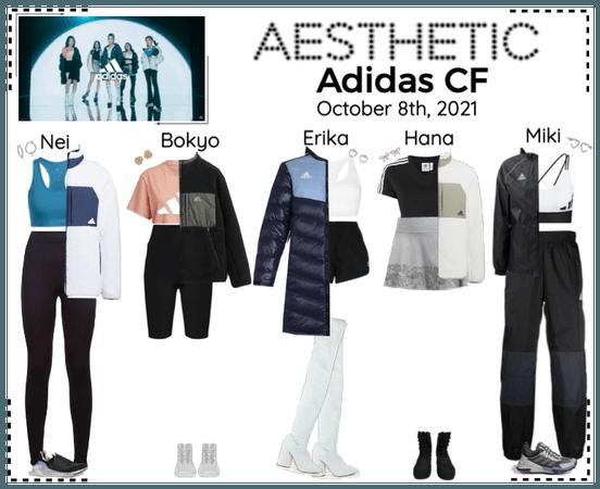 AESTHETIC (미적) Adidas CF