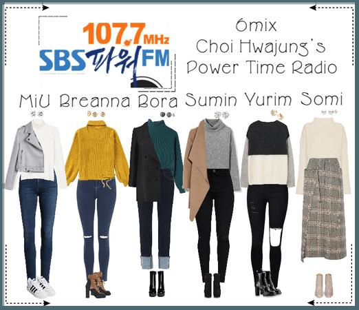 《6mix》Choi Hwajung's Power Time Radio Show