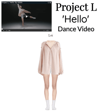 STYLE [Project L] Youtube Video