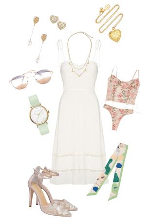 Light Fairy Dress