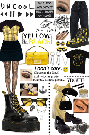 """""""Wear yellow and black!"""""""