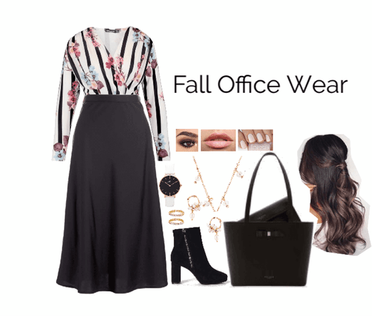 Fall Office Wear