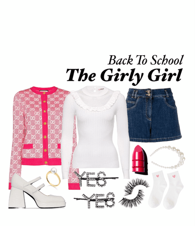 SUMMER 2020: Back To School (The Girly Girl)