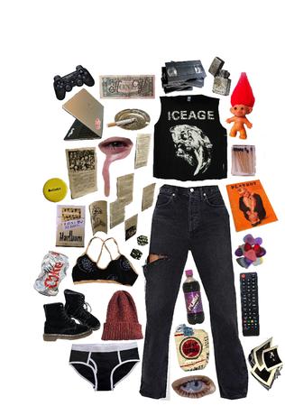 grunge contest