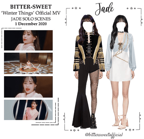 BITTER-SWEET [비터스윗] (JADE) 'Winter Things' Official MV 201201
