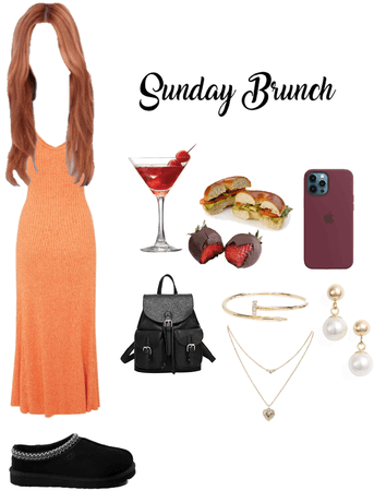 Pretty Sunday Brunch Dress