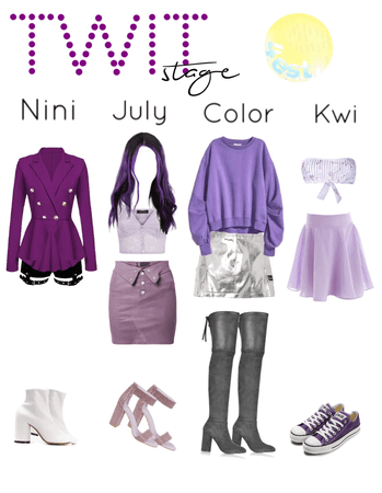 Twit||Stage outfits||[4est]•