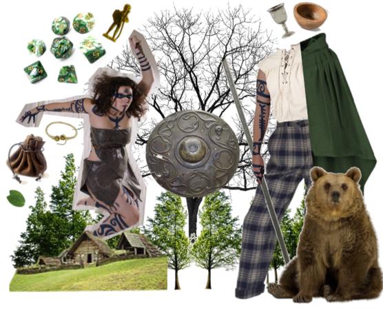 celtic lass