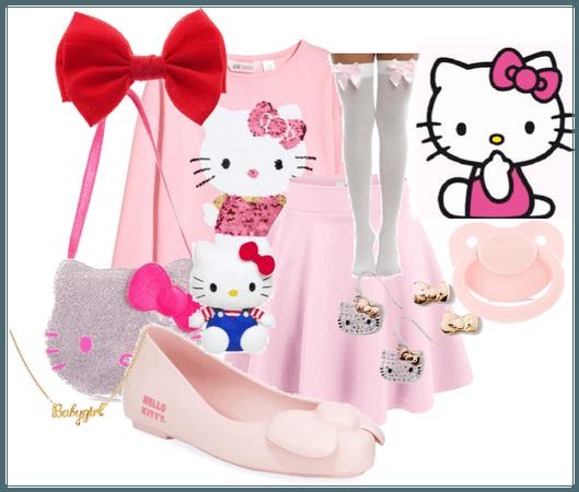 Hello Kitty Littlespace