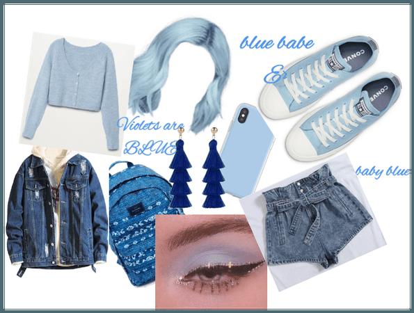 Blue Babe
