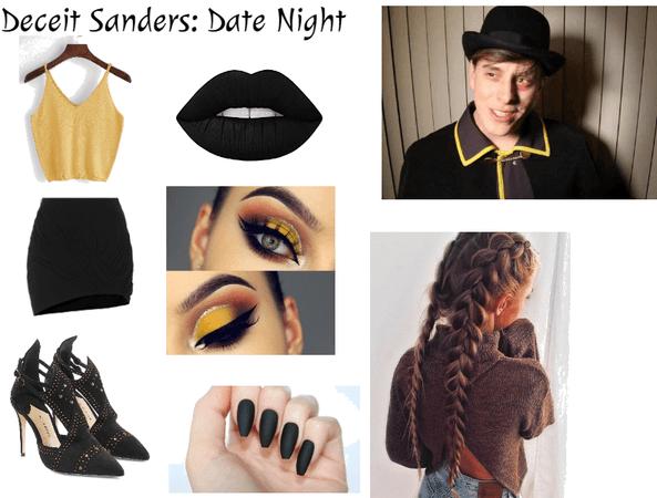 Deceit Sanders: Date night