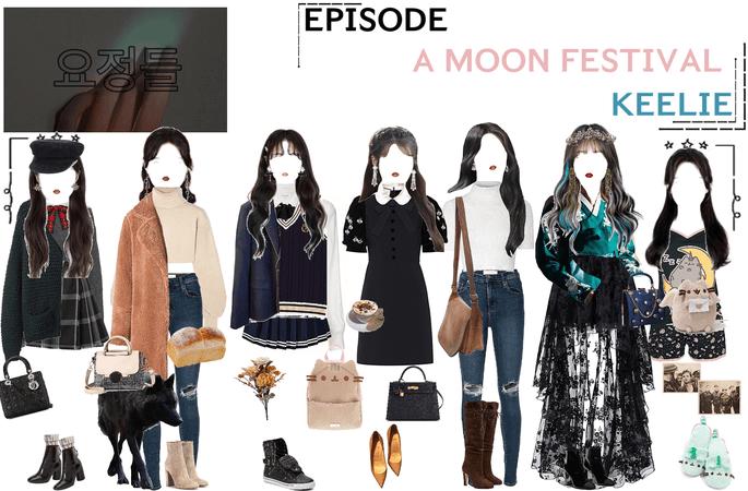 FAIRYTALE EPISODE 1: A MOON FESTIVAL | KEELIE SCENES