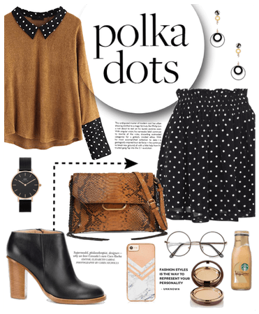 Spring Style: Polka Dots
