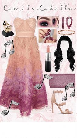 Grammys outfit - Camila Cabello
