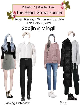 Shadow (Mingli) & Crushes (Soojin) WGM Ep. 16