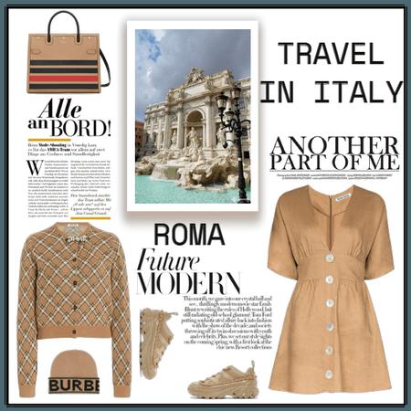 TRAVEL IN ITALY-ROMA