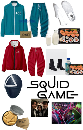 Squid game 🦑🏆