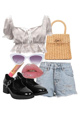 Soft Girl Meets Thrift Store