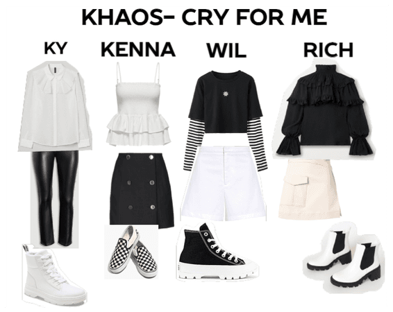 Khaos-Cry For Me