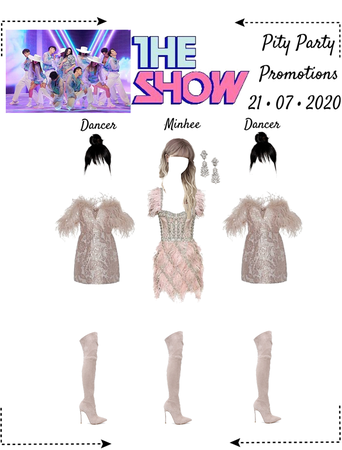 MINHEE - PITY PARTY THE SHOW
