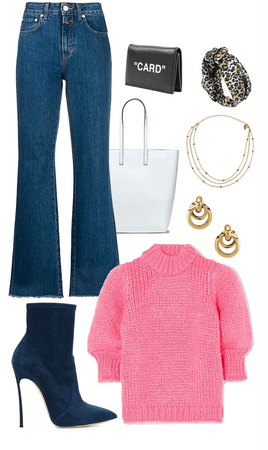 outfit for Hanna Marin from PLl