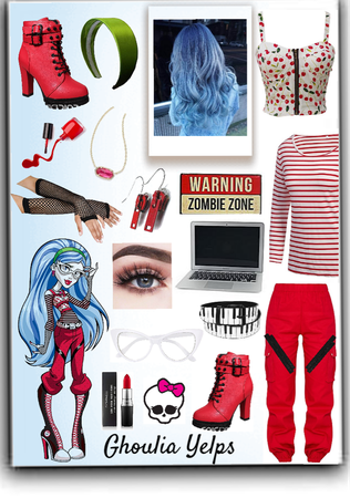 Ghoulia Yelps 🧟‍♀️💻📚