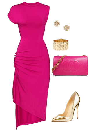 Hot Pink Moment