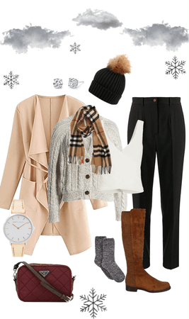 Cold Weather Layers #2