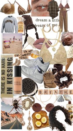 Brown summer+findings😉