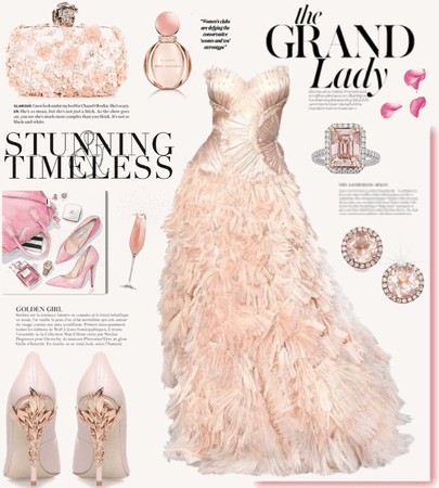 Grand Ball Gown
