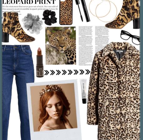 Leopard Print Style