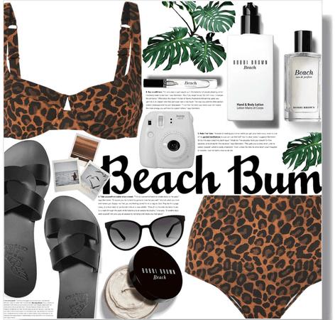 beach bum 🌴