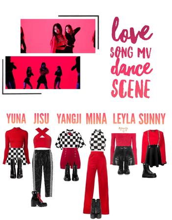 Love Song MV MARIONETTE Dance Scene 1