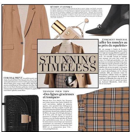 Fashion File: Neutral Winter Work Wear - Contest