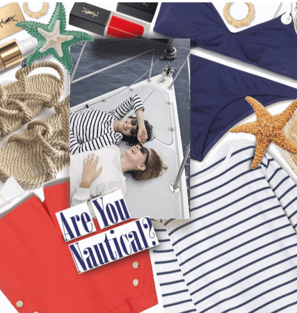 Nautical & Striped