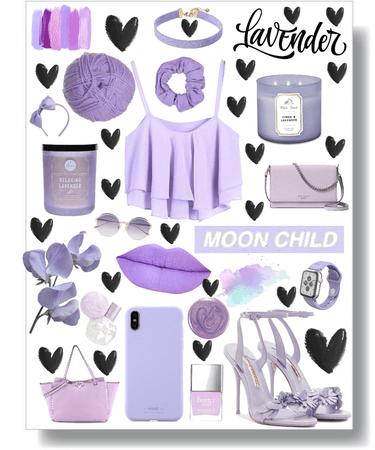 Lavender!!