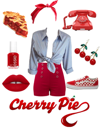Cherry Pie Retro
