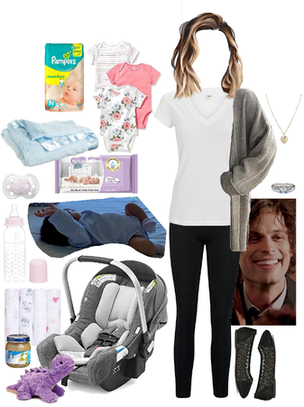 Criminal Minds ~ Having Spencer's Baby