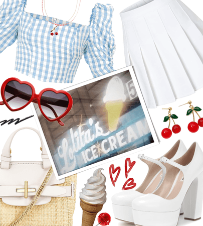 SUMMER 2021: Gingham Lolita Style