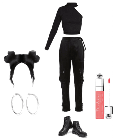 GAGAPINK-SOUR CANDY OUTFIT (LISA)