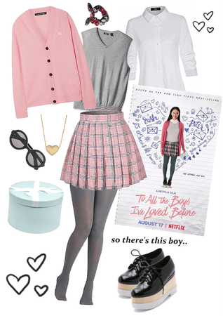 Lara Jean Covey Inspired 💗