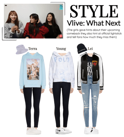 STYLE Vlive: What Next