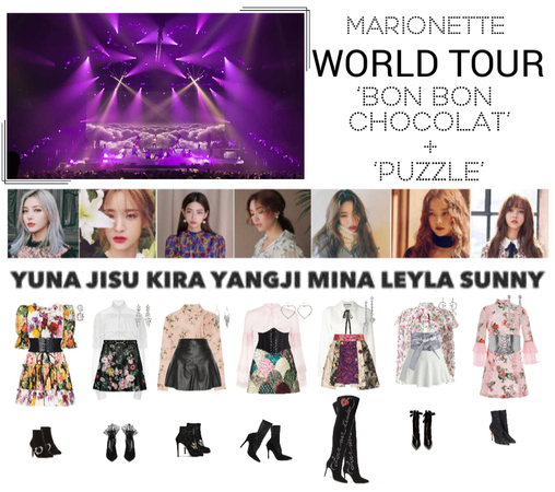{MARIONETTE} World Tour New York Concert