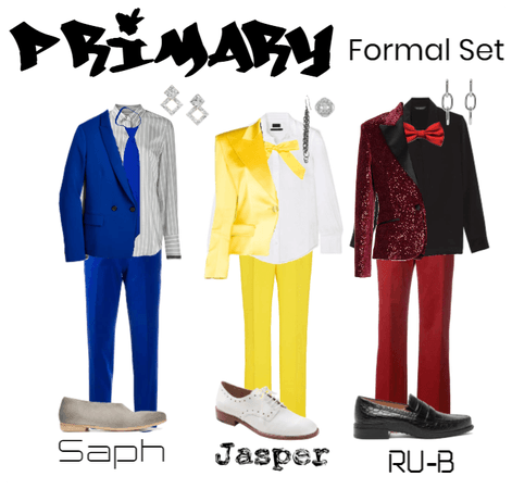 Primary Formal 1