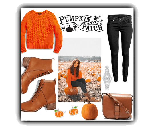 pumpkin patch fun  🎃